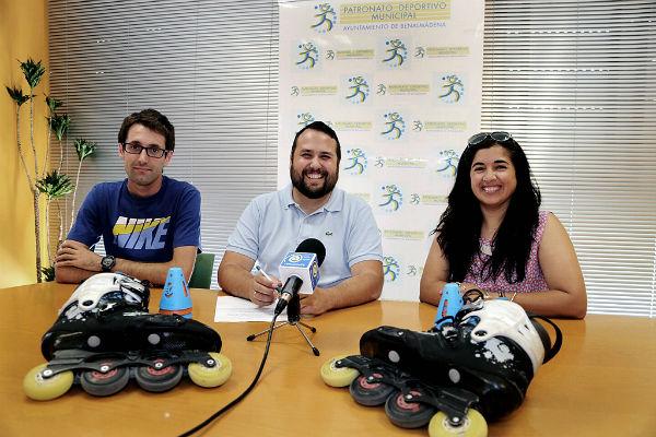 El Polideportivo de Arroyo de la Miel acogerá este sábado el IV Campeonato Andaluz de Patinaje 'Freestyle'