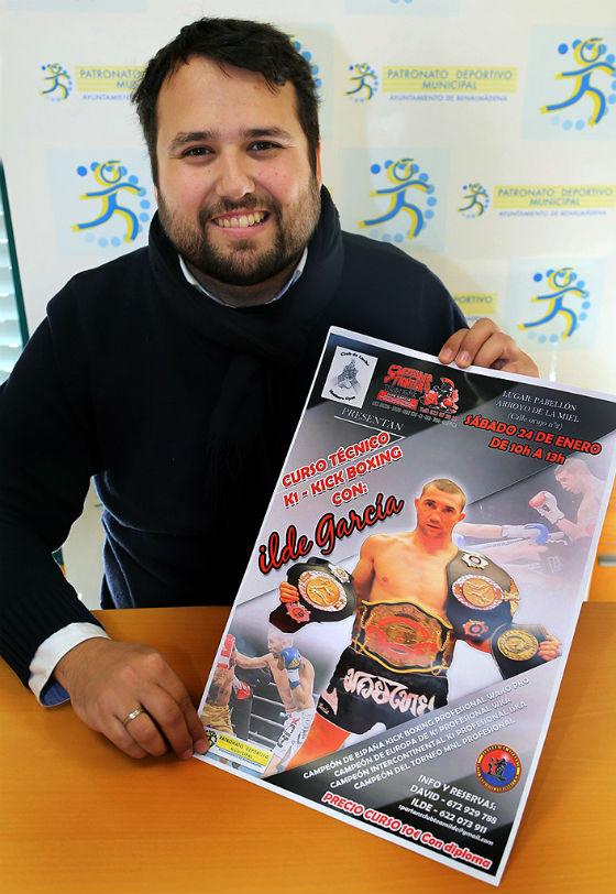 El polideportivo de Arroyo de la Miel acogerá el próximo sábado el I Curso Técnico de K1-Kick Boxing