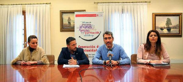 El Ayuntamiento de Benalmádena colabora con Cruz Roja en una iniciativa para favorecer la inserción laboral de los jóvenes