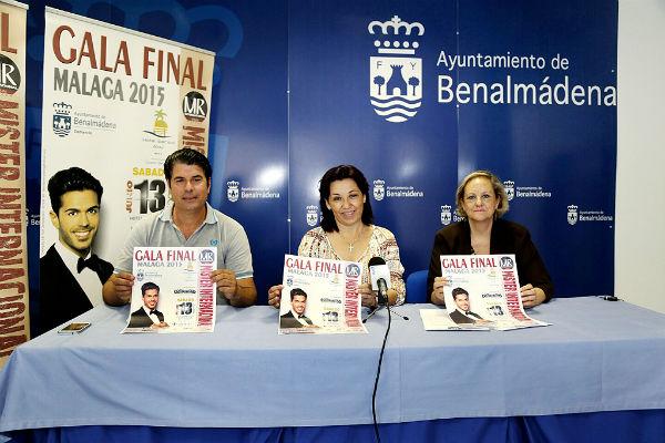 El Hotel Ibersol Acogerá el próximo sábado La Gala Final de Mister Internacional Málaga 2015