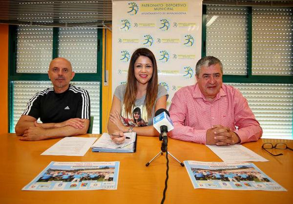 El Polideportivo de Arroyo de la Miel acogerá el próximo jueves la 16º Jornada de Actividad Física al Aire Libre para Mayores