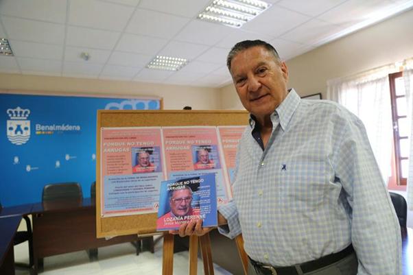 La Casa de la Cultura acoge la presentación del libro 'Porque no tengo arrugas'