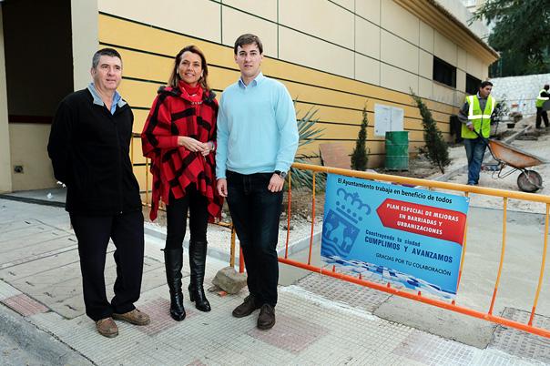 El Ayuntamiento impulsa un plan de intensificación de mejoras y limpieza en las urbanizaciones