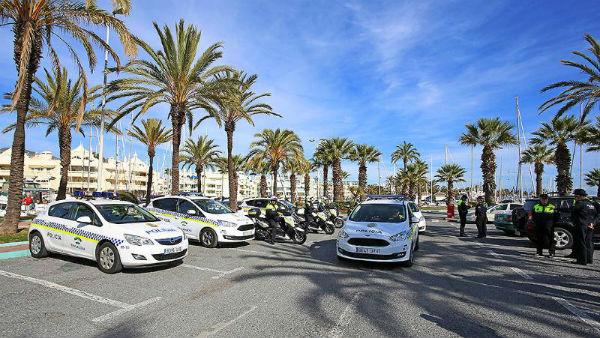 Éxito en el servicio de mediación policial del Ayuntamiento de Benalmádena en sus seis primeros meses de existencia.