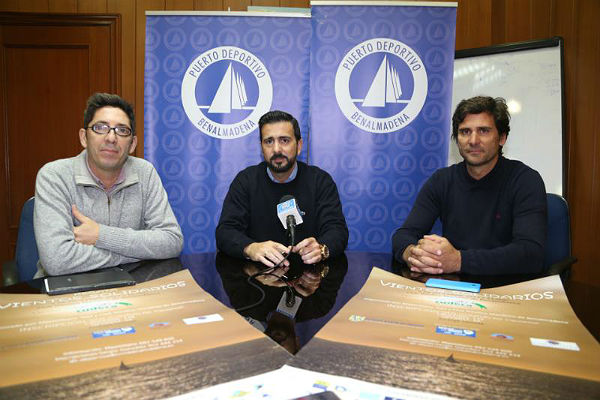 La XXV Edición del Trofeo Interclubes y la Regata 'Vientos Solidarios', a beneficio de Cudeca, marcan un fin de semana de intensa actividad náutica