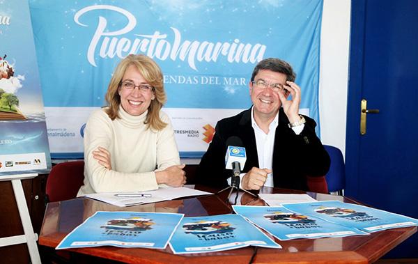 El Puerto de Benalmádena se convertirá en el próximo fin de semana en un gran escenario teatral