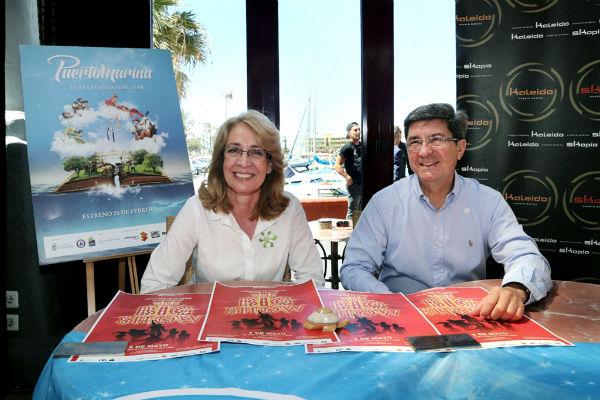 Puerto Marina acogerá el próximo sábado el concurso de talentos 'The Big Show'