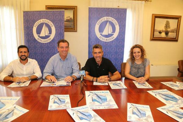 La Ciudad Autónoma de Melilla patrocina la XXIII Edición del Torneo Internacional de Pesca de Altura