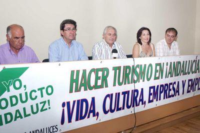 Yo? ¡Producto Andaluz! Inicia en Benalmádena la XV Campaña de Promoción Turística de Andalucía.