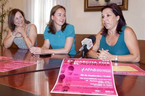 AFAB confecciona un amplio programa de eventos para celebrar el Día Mundial del Alzheimer