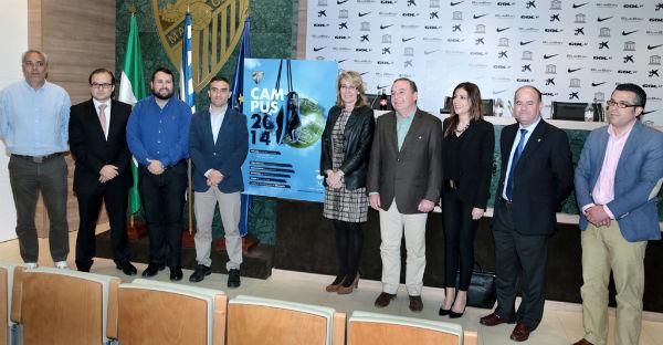 Benalmádena será una de las sedes del Campus del Málaga Club de Fútbol 2014