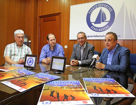 Francisco Salido presenta el próximo Circuito Provincial de Baloncesto 3X3