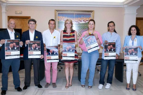 Benalmádena será el 17 de octubre el escenario del gran homenaje que Chucho Valdés rendirá en concierto a su padre, Bebo Valdés