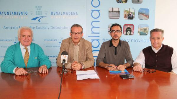 Francisco Salido presenta el X Encuentro Intergeneracional 'Conoce a tus Mayores'