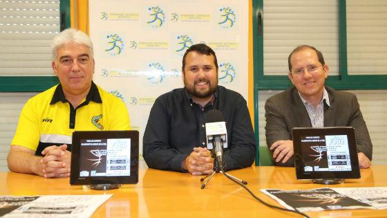 Presentación de la Copa Federación Junior 2014 'Final Four'