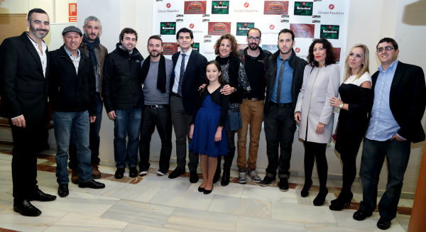Más de un centenar de personas asisten al estreno del cortometraje 'Viaje de Vuelta'