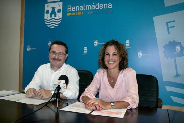 Más de 2.500 benalmadenses apuestan por los cursos y talleres del Centro Municipal de Formación Permanente