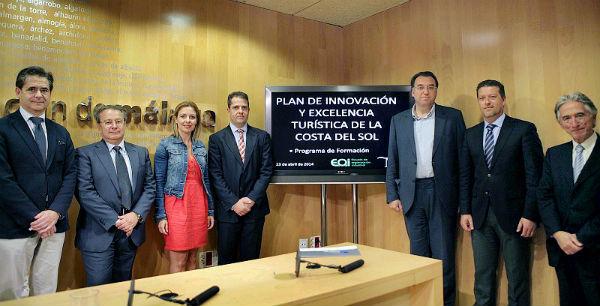 Más de medio centenar de emprendedores se beneficiarán de dos cursos de Innovación y Excelenciaa Turística
