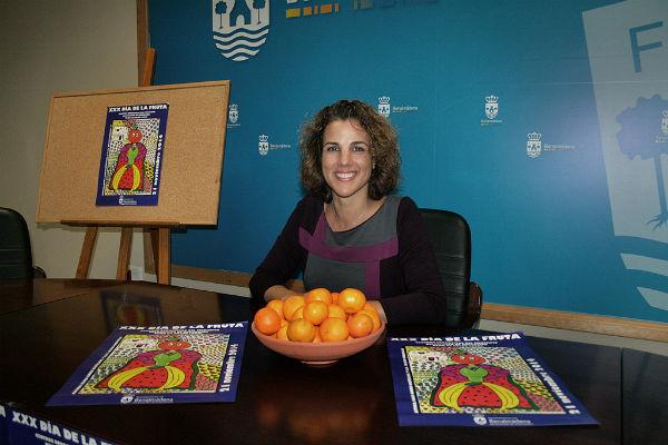 Los centros educativos celebrarán el próximo viernes el tradicional Día de la Fruta
