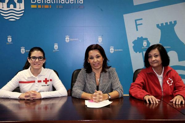 Benalmádena se suma un año más a la conmemoración del Día Mundial de la Lucha Contra el Sida