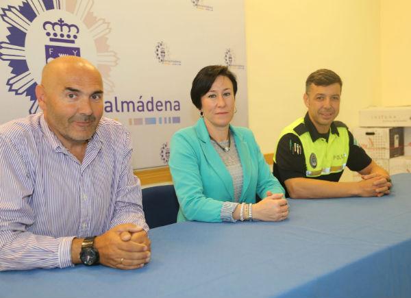 Tivoli World acoge la celebración del Día de la Policía Local de Benalmádena