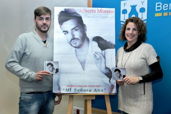 El Castillo el Bil Bil acogerá este viernes la presentación del nuevo disco de Alberto Moreno 'Mi Señora Ana'