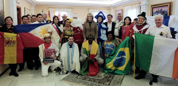 La Plaza de la Mezquita acogerá en diciembre los VI Encuentros Navideños Internacionales