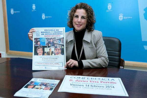 La Escuela de Madres y Padres de Benalmádena arrancará el próximo viernes con la ponencia de Javier Urra