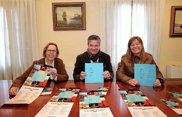 El Centro de Exposiciones inaugura mañana la muestra 'Artistas Contemporáneas en la Colección del Patrimonio de la Diputación Provincial'