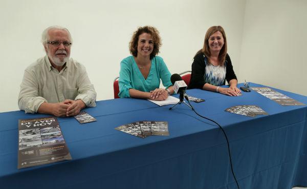El Centro de Exposiciones ofrece un recorrido en imágenes por la Benalmádena de ayer y de hoy