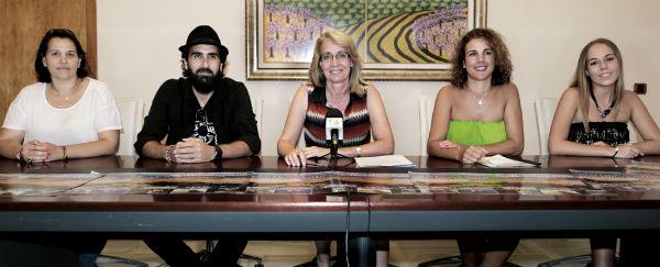 El I Festival de Arte Flamenco de Benalmádena contará con las actuaciones de Diego Carrasco y María Toledo