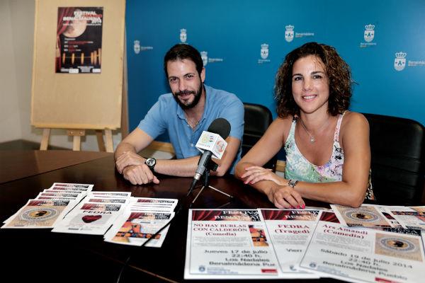 El Recinto Ferial de 'Los Nadales' acogerá del 17 al 19 de julio el Festival de Teatro de Benalmádena 2014