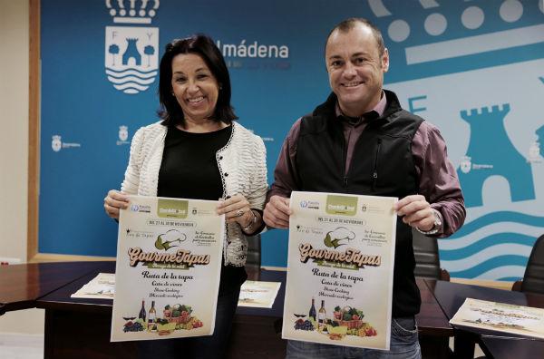Arroyo de la Miel acogerá del 21 al 30 de noviembre la primera edición de 'Gourmetapas'