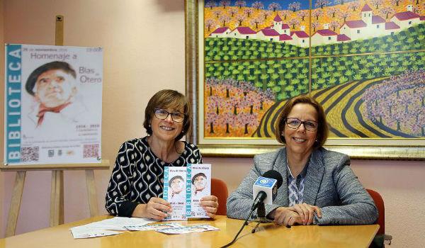 La Biblioteca de Arroyo de la Miel celebrará un Homenaje a Blas de Otero el próximo viernes