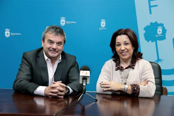 Más de medio centenar de mujeres benalmadenses participarán en la iniciativa 'Hoy vamos a Diputación'