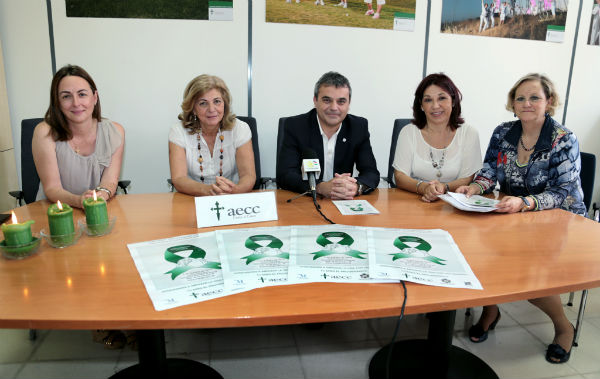 La AECC celebrará este sábado la I Jornada de Pacientes con Cáncer 'Abrazando a la Vida' en Diputación
