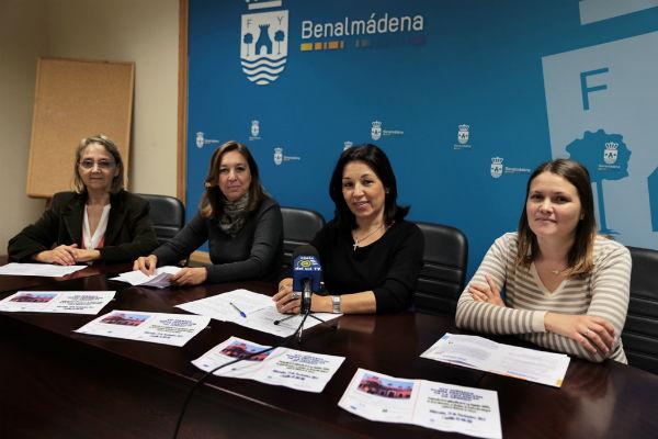 El Castillo El Bil-Bil acogerá el próximo miércoles la XIV Jornada sobre prevención de la violencia de género