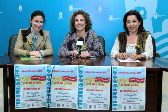 La biblioteca de Arroyo de la Miel celebrará este sábado el X Mercadillo de Libros Solidarios a beneficio de Cudeca