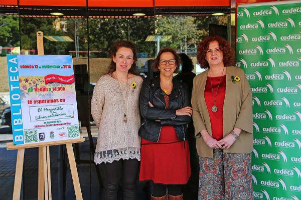 La Biblioteca de Arroyo de la Miel acogerá este sábado 12 el Mercadillo Navideño de los Libros Solidarios a beneficio de Cudeca