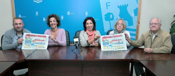 La Hermandad de la Redención organiza un rastrillo solidario a beneficio de Cáritas