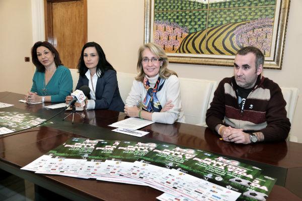 El estadio Ciudad de Málaga acogerá el próximo 26 de diciembre el 'Partido por la Vida' a favor de Idaira