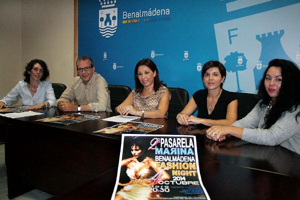 El Puerto Deportivo acogerá el próximo sábado la II Pasarela Marina Benalmádena Fashion Night