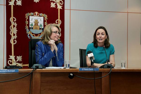 La alcaldesa preside la presentación del perfil del II Plan Municipal de Salud de Benalmádena