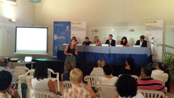 El Ayuntamiento y EOI impulsan un plan de dinamización de las pymes del sector servicios