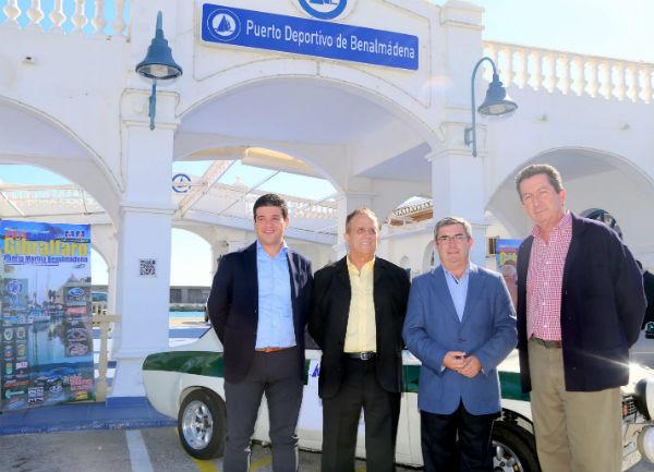 Da comienzo el XXIX Rally Gibralfaro Puerto Marina Benalmádena
