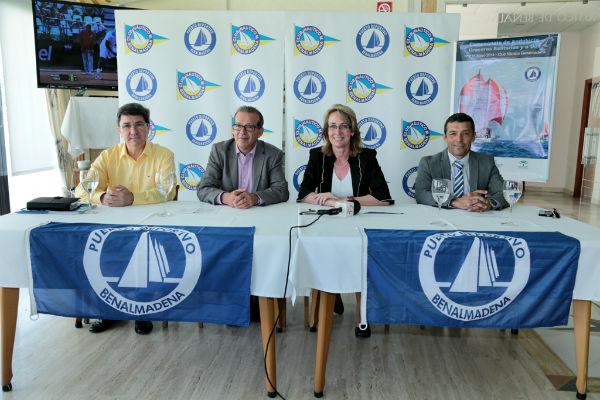 Las aguas de Benalmádena serán escenario este fin de semana del campeonato andaluz de 'Crucero Solitario y A''