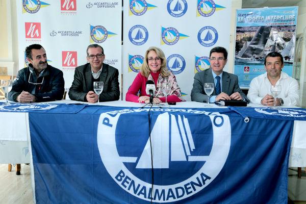 Las aguas de Benalmádena acogerán este fin de semana la XXI Regata Interclubes 2013 para Crucero RI