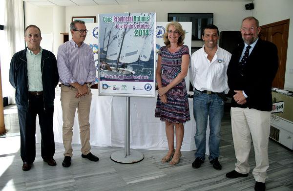 Las aguas de Benalmádena acogerán el próximo fin de semana la Copa Provincial de Optimist