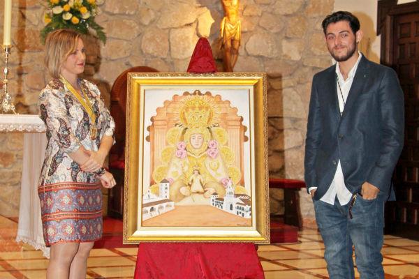 La Hermandad del Rocío de Arroyo de la Miel presenta su I cartel de Romería 2014