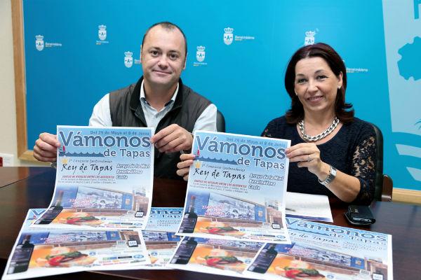 Arroyo de la Miel y Benalmádena Costa se preparan para acoger la séptima edición de la Ruta de la Tapa